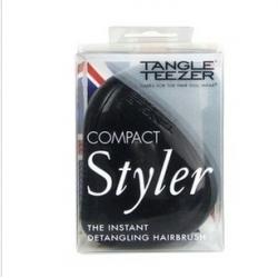 compact tangel teezer brush