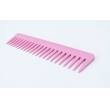 pink comb with big tooth