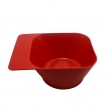 Factory salon equipment plastic hair dye bowlplastic hair dye bowl