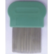 stainless steel lice comb