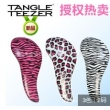 tangle teezer with eopard print